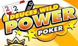 Deuces Wild Power Poker