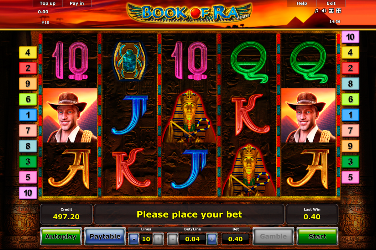 Tipico Casino Book Of Ra